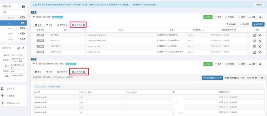 Apollo+ES源码改造,构建民生银行的ELK日志平台配置管理中心